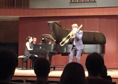 Jörgen van Rijen, principal trombone Royal Concertgebouw Orchestra