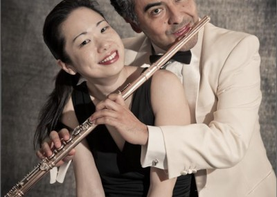 Lee-Villanueva Duo with Miguel Ángel Villanueva