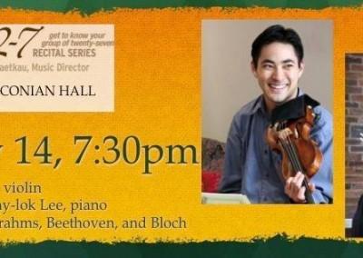 Shane Kim, Toronto Symphony Orchestra