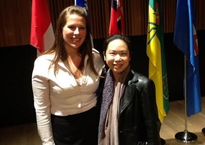 Vanessa Fralick, associate trombone Toronto Symphony Orchestra